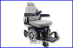Pride Mobility Jazzy 614 Electric Powered Wheelchair 21 x 20 Seat MWD