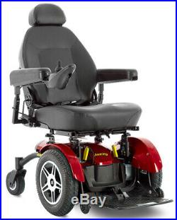Pride Mobility Jazzy Elite 14 Electric Power Chair Wheelchair 14 Drive Wheels