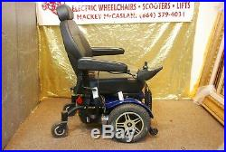 Pride Mobility Jazzy Elite 14 Electric Power Wheelchair Scooter