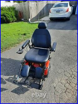 Pride Mobility Jazzy Elite 14 Electric Wheelchair