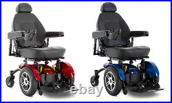 Pride Mobility Jazzy Elite HD Heavy Duty Electric Power Chair Wheelchair 450lbs