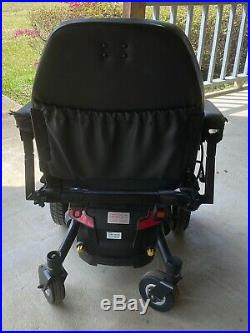 Pride Mobility Jazzy Power Wheelchair Scooter Great Batteries Ex. Condition