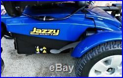 Pride Mobility Jazzy Select 6 Electric POWER WHEELCHAIR NEW BUT USED NEW Batter