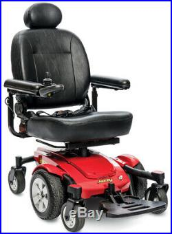 Pride Mobility Jazzy Select 6 Mid Wheel Drive Electric Power Chair Wheelchair