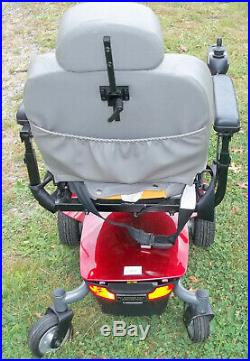 Pride Mobility Power Chair Wheelchair TSS300with Comfort Seat