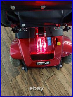 Pride Mobility Revo 3 Wheel Electric Scooter Power Wheel Chair PICK UP ONLY
