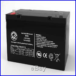 Pride Mobility SC940 Maxima Heavy Duty 4 Wheel Scooter 12 Replacement Battery