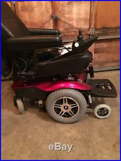 Pride Mobility Scooter Tss450 Works Great-450 Lbs Weight Limit
