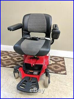 Pride mobility go chair. Mobile power wheelchair