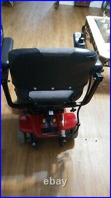 Pride mobility go chair. Mobile power wheelchair good condition