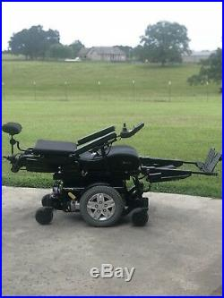 Quantum Power Chair Q6 Edge Electric Wheelchair Excellent Mobility Scooter