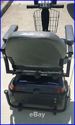 RASCAL 600 24V MEDICAL MOBILITY SCOOTER ELECTRIC POWER WHEELCHAIR MAX 400lbs