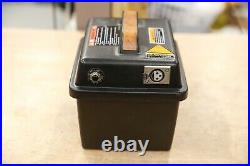 Shoprider Echo 3 Battery Box for Mobility Scooter, Power Chair Wheelchair Cables