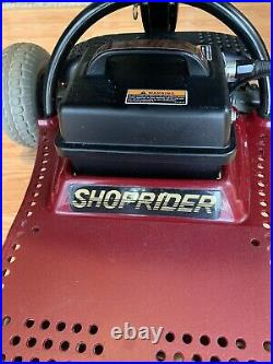 Shoprider Echo 3 Electric Wheelchair Lightweight Folding Mobility Scooter SL73