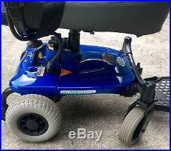 Smartie UL8W Power Wheelchair by Shoprider Mobility Scooter Can Deliver In FL