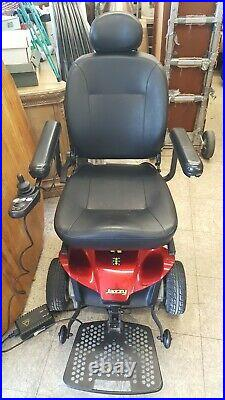 Super Nice Jazzy Elite ES-1 Powered Mobility Wheelchair Scooter