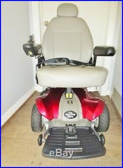 TSS300 Power Wheelchair The Scooter Store mobility chair equipment
