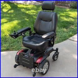 Titan Transportable Front Wheel Power Wheelchair Mobility Scooter