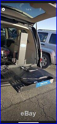USED Harmar AL-600 Hybrid Universal Wheelchair Mobility Scooter Lift