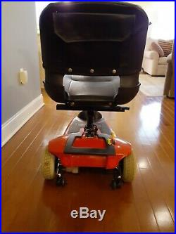 USED- Rascal #336 electrical mobility scooter, excellent working conditon