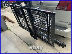 Wcc wheelchair or scooter lift With Straps Fairfeild Ohio Carrier Mobility