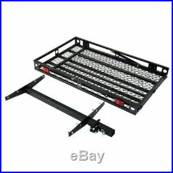 Wheelchair Scooter Mobility Carrier Electric Hitch Ramp Strong Power Lift Rack
