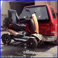 XL4 Heavy Duty Extra Large Mobility Scooter Electric Lift by Wheelchair Carrier
